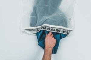 Guppyfriend Washing Bag. Worek na odzież wyłapujący mikrowłókna podczas prania.